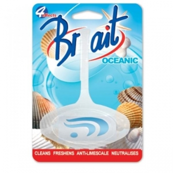 BRAIT 4in1 WC värskendusseep Oceanic 40g